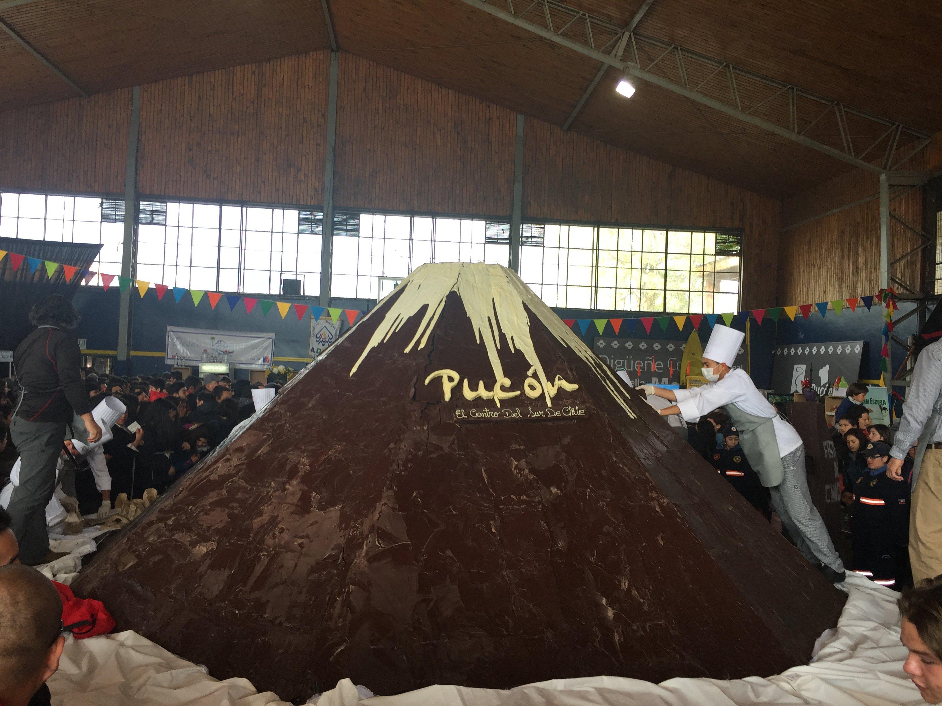 VI Versión Festival del Chocolate Pucón 2019