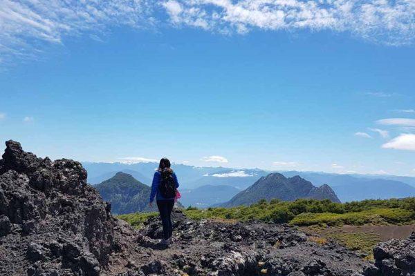 Trekking - Parque Nacional Villarrica