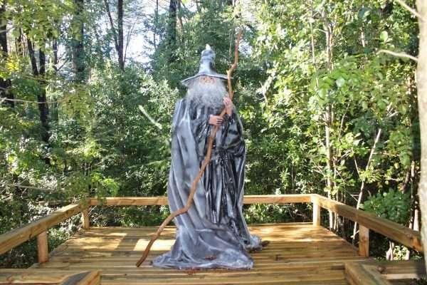 Bosque Encantado Pucón, Magia, Cultura y Fantasía