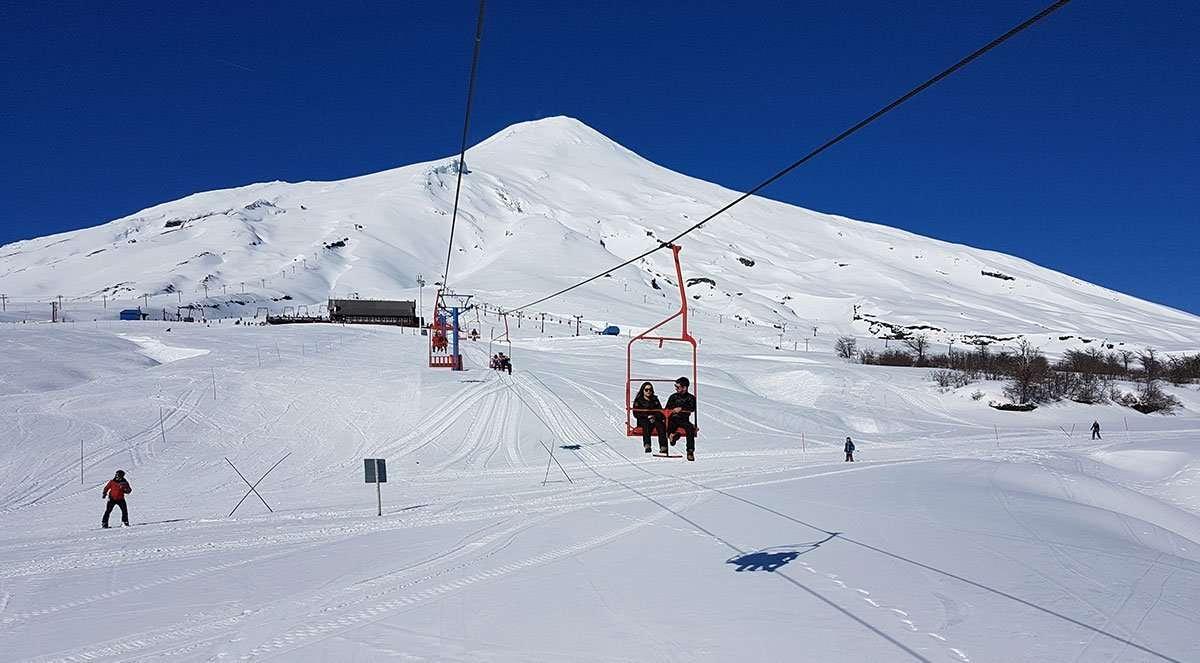 Centro Ski Pucón