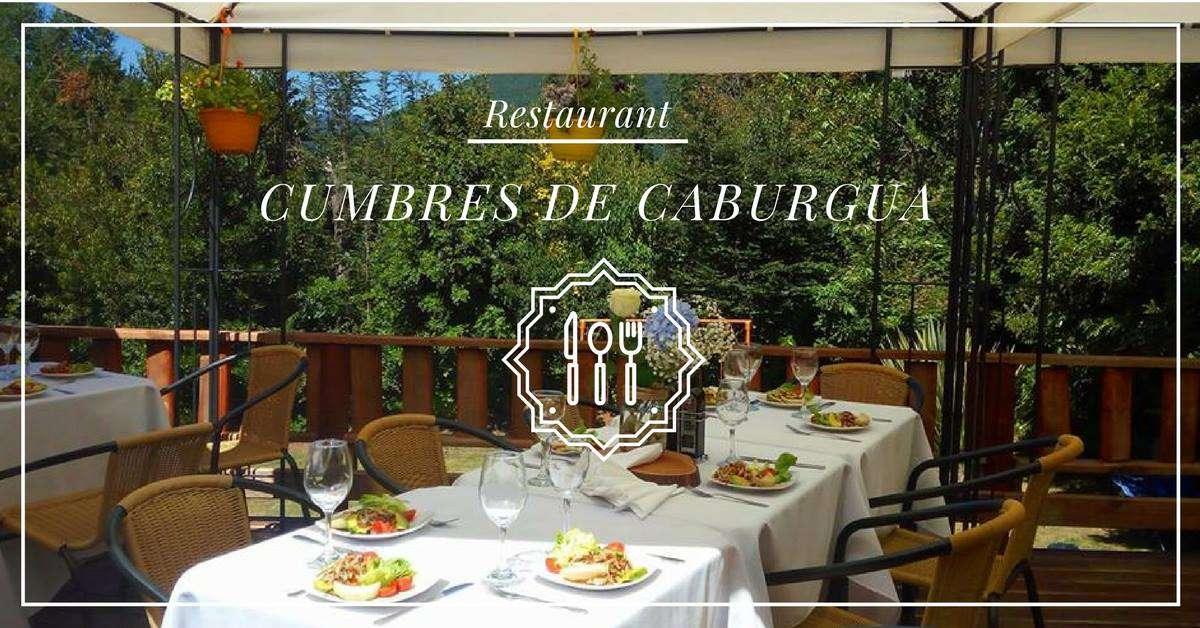Cumbres de Caburgua Restaurante