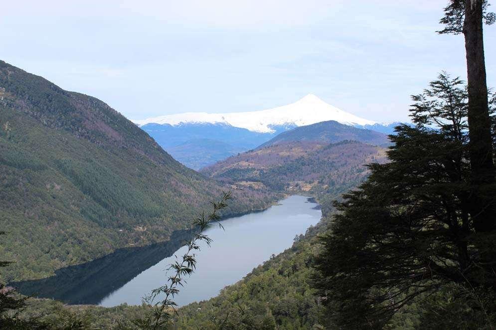 Cuenca del Lago Tinquilco – Pucón