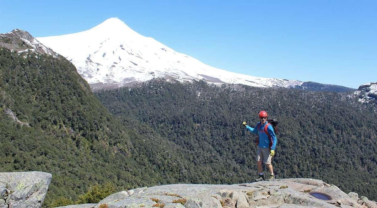 Vía Ferrata- Trekking y Escalada en Pucón