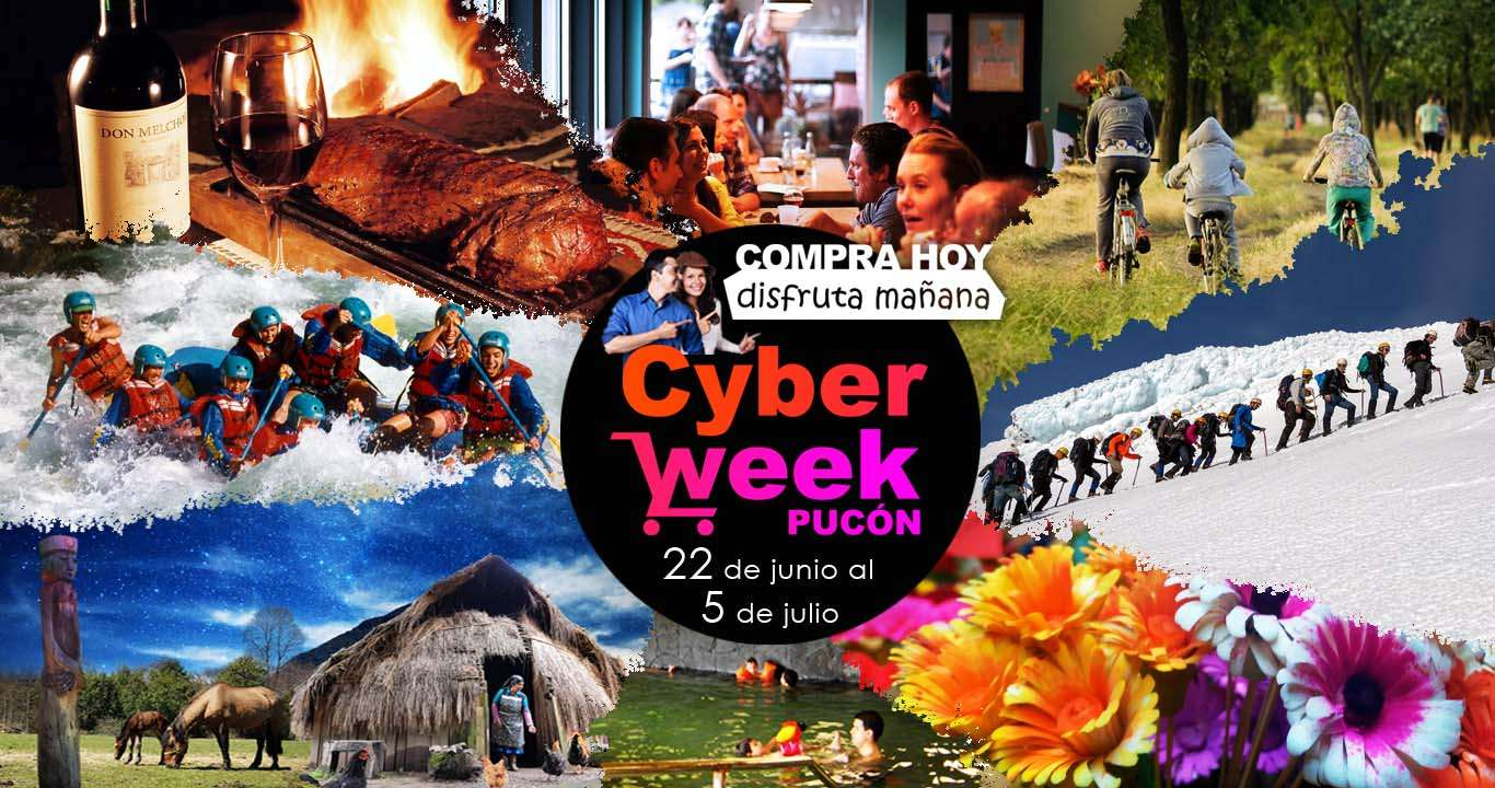 CYBERWEEK PUCON